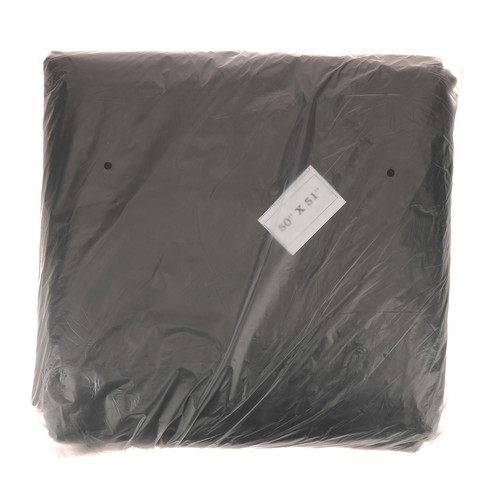 50 x 51 Garbage Bag R    垃圾袋  Black