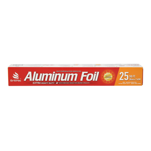 GrillPac 25SqFt Aluminum Foil  ( 铝纸  )