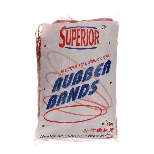 Rubber Band 1'' x 1Kg  ( 橡胶圈 1'' x 1Kg )