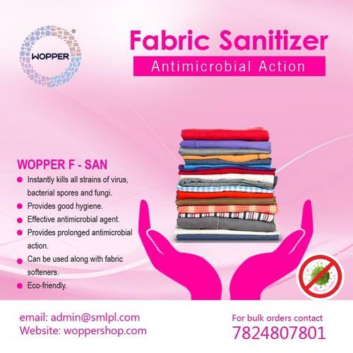 WOPPER F-SAN - Fabric Sanitizer 100 ml