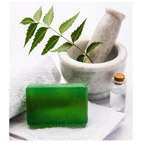 Herbal Anti Dandruff Shampoo Bar - 100g