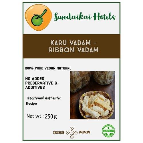 Karu Vadam - Ribbon Vadam
