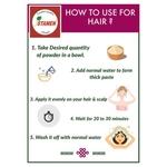 Herbal Anti Dandruff powder 100g