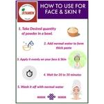 Sandalwood Face Pack Powder - 100g