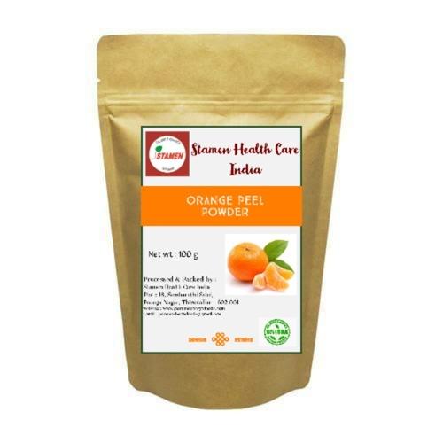Orange Peel Powder - 100g