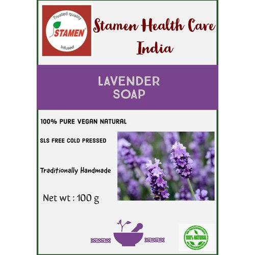 Herbal Lavender Soap - 100g