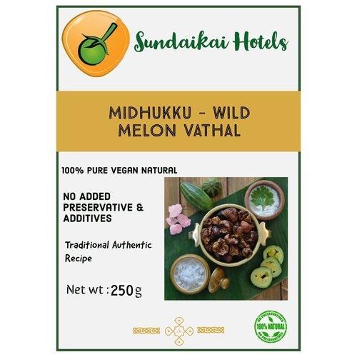 Medhukka Vathal ( wild melon )
