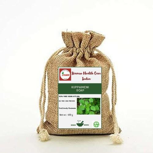 Herbal Kuppaimeni Soap - 100g