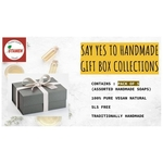 Say Yes To Handmade Gift Box - Pack Of 5 - Assorted Herbal Soap