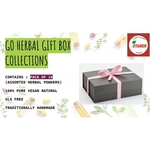 Go Herbal Gift Box Collection - Pack of 10 - Assorted Herbal Powders