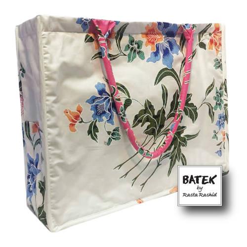 ALL PURPOSE BATEK BAG - IS08 - PRETTY PINK