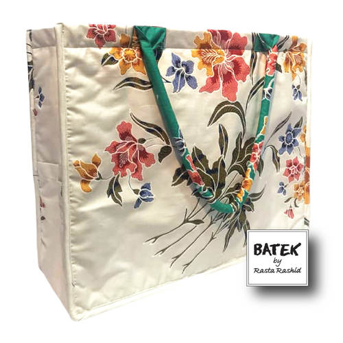 ALL PURPOSE BATEK BAG - IS09 - GREEN MARINE