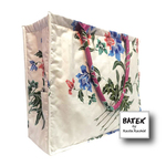 ALL PURPOSE BATEK BAG - IS12 - FUSHIA WHITE