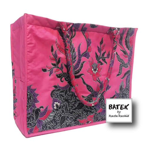 ALL PURPOSE BATEK BAG - IS02 - PINK