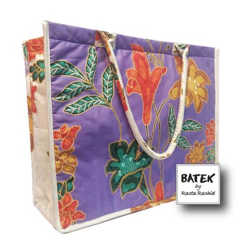 ALL PURPOSE BATEK BAG - IS13 - PRETTY LILAC