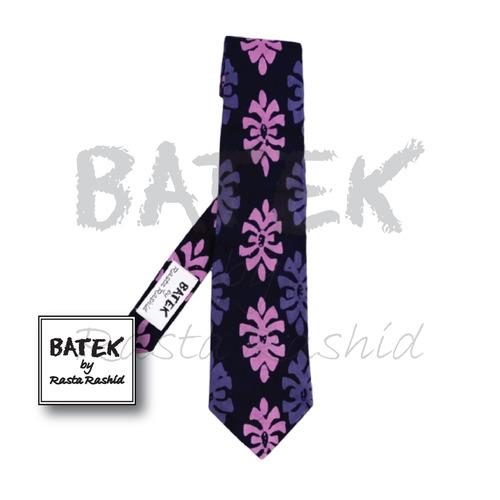 BATEK NECKTIE - CA02 - PURPLE
