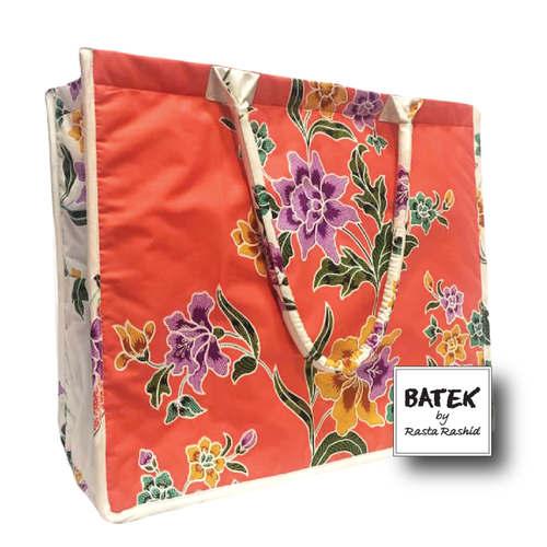 ALL PURPOSE BATEK BAG - IS14 - DUSTY ORANGE