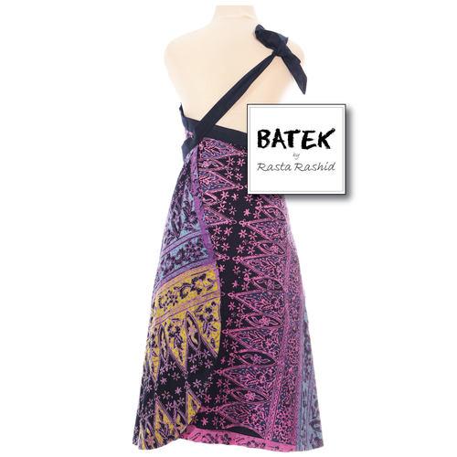 PUCUNG REBUNG WOMEN'S WRAP DRESSES - BF01 - TURQOISE