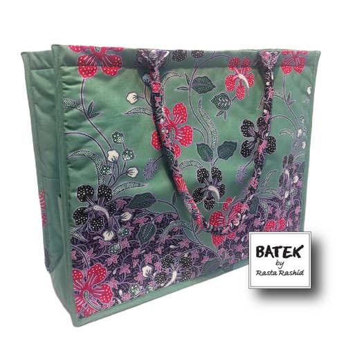ALL PURPOSE BATEK BAG - IS05 - PRETTY GREEN