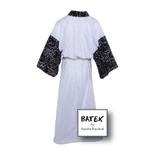 YUKATA ROBES - EM01 - BLACK & WHITE