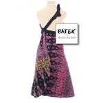 PUCUNG REBUNG WOMEN'S WRAP DRESSES - BF03 - PINK