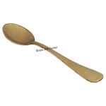 Pure Brass Spoon - 7.21.50.6 Inch  Cu061 D
