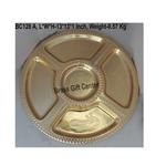 Bhojan Thal Gold BC128 A