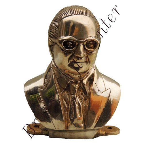 Brass Ambedkar Idol Staute Murti - 4.51.35 Inch  BS534 B