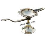 Brass Mahabharat diya deepak No. 3 -  5.32.32.3 inch  Z143 D