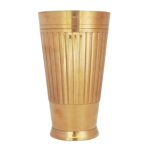 Brass Glass Salai No. 20 500 Ml -  3.63.66.2 Inch  BC124 E