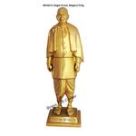 Brass Statue Of Unity Sardar Ballav Bahi Patel Murti Idol - 14 Inch  BS1023 E