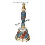 Brass Ganti Handbell No. 1 - 2.5*2.5*6.5 Inch  (Z166 A)