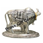 Gaye Bachdha Cow With Calf Statue - 5 Inch (AS217 S)