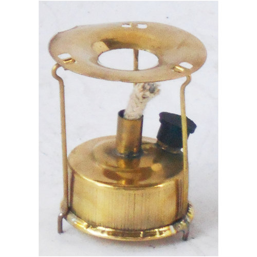 Brass Oil Burner Miniature Toy For Children Playing - 222.5 Inch Z354 C