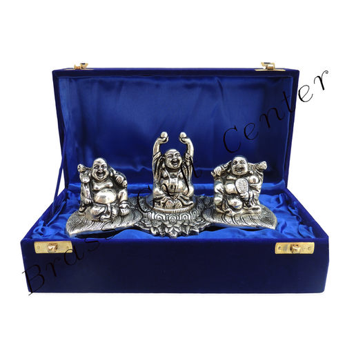 Laughing Bhudha set with Box - 3 Inch AS004