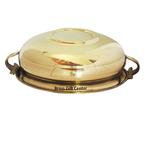 Brass Urli Diameter 10 Inch (F594 D)