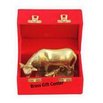Brass Cow With Calf Gaye Bacdha - 5.4*3*3.8 Inch  (BS391 C)