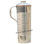 Copper And Steel Jug 900 Ml - 4.53.29.5 Inch  BC102 D