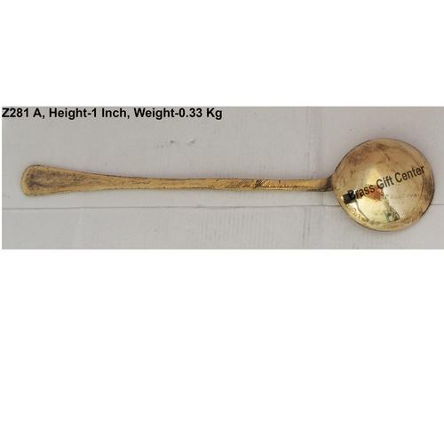 Brass Golchi Ramcha Ladle (Z281 A )
