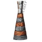 Aluminium Metal Flower Vase - 17 Inch  A820917