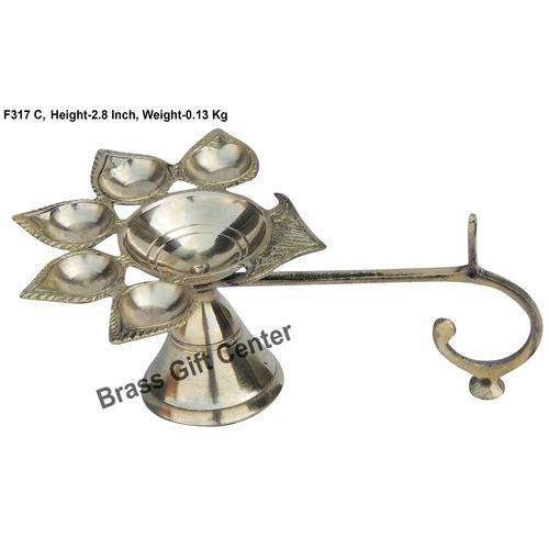 Panchmukhi Deepak Diya 6.8*4.7*2.8 Inch  (F317 C)