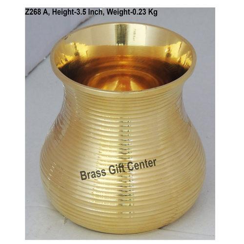 Brass Glass - 270 ml Z268 A