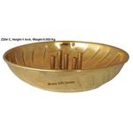 Brass Agarbatti Stand Plate Small - 44 Inch  Z204 C