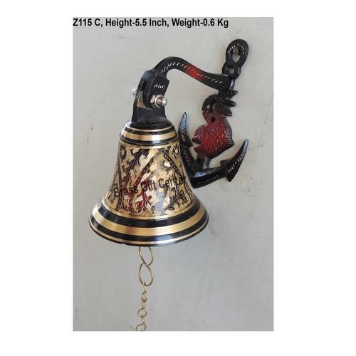 Anchor Door Bell Black Z115 C