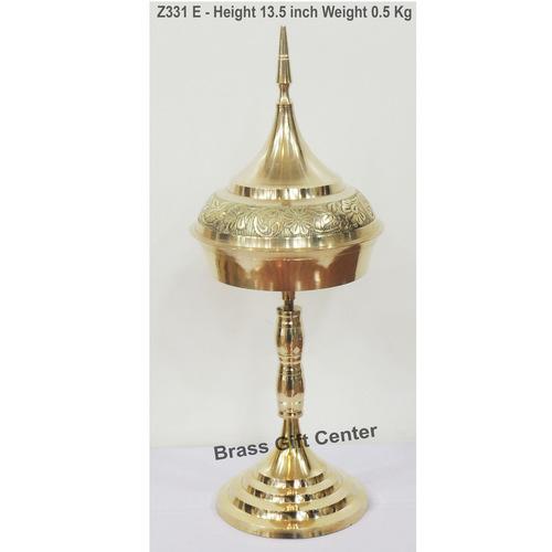 Brass Horai Hurahi No. 4 - 5.75.713.5 Inch 500 GM  Z331 E