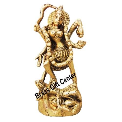 Kali Mata StatueMurtiIdol - 4.6 inc BS954 B
