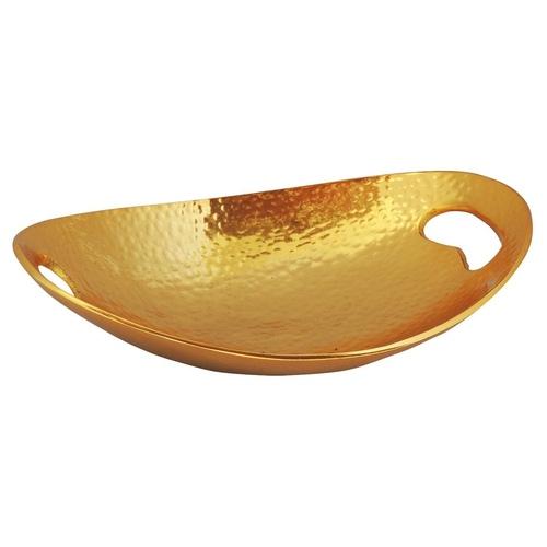 Aluminium Serving Tray Platter Gold Finish - 1182.5 Inch  A316411