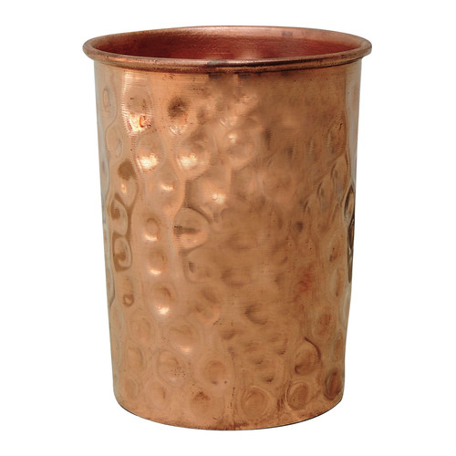 Pure Copper Glass 300 Ml BC104 B