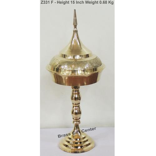 Brass Horai Hurahi No. 5 - 6.26.215 Inch 680 GM  Z331 F