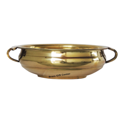 Brass Urli Diameter 8 Inch (F594 C)